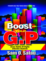 Boost Your Grade Point (GP)