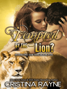 Tempted by the - Lion?: Riverford Shifters, #5