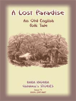 A LOST PARADISE - An Old English Folk Tale