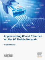Implementing IP and Ethernet on the 4G Mobile Network