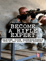 Become a Rifle Expert - Master Your Marksmanship With US Army Rifle & Sniper Handbooks