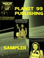 Planet 99 Publishing Sampler