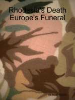 Rhodesia's Death Europe's Funeral