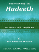 Understanding the Hadeeth (Its History and Compilation)