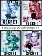 Secret McQueen Books 1-4