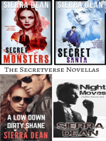 The Secretverse Novellas