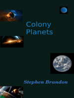 Colony Planets