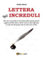 Lettera agli increduli