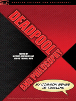 Deadpool and Philosophy