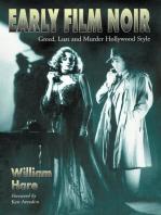 Early Film Noir