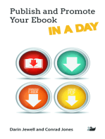 Publish and Promote Your Ebook IN A DAY