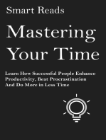 Mastering Your Time