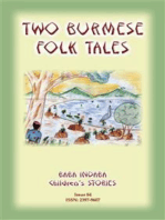 TWO BURMESE FOLKTALES - Two Moral Tales from Burma (Myanmar)