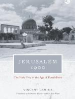 Jerusalem 1900