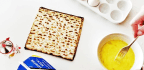 Wake Up And Smell The Matzo