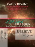 Believe & Know