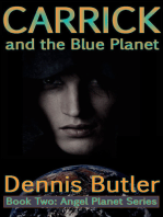 Carrick and the Blue Planet - Book Two (Angel Planet Series 2)