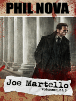 Joe Martello Volumes 1,2,&3