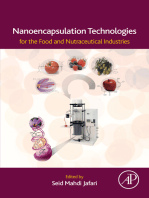 Nanoencapsulation Technologies for the Food and Nutraceutical Industries