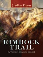 RIMROCK TRAIL (Western Classics Series)