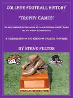 "College Football History ""Trophy Games"""