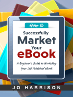 How to Successfully Market your eBook