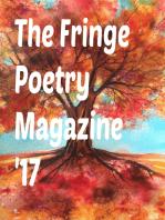 The Fringe Poetry Magazine '17