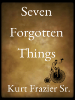 Seven Forgotten Things