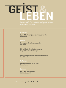Geist & Leben 2/2017: Zeitschrift für christliche Spiritualität