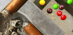 Skittles, Champagne And Cigars