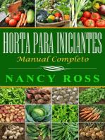 Horta para iniciantes - manual completo