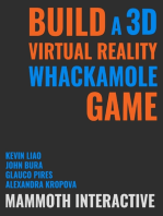 Build a 3d Virtual Reality Whackamole Game