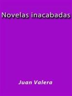 Novelas inacabadas