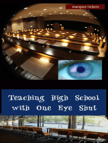 Teaching High School with One Eye Shut: The Catholic High School Memoirs of Michael McCaffrey