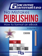 How to Format an eBook
