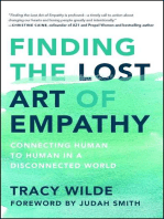 Finding the Lost Art of Empathy