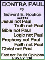 Contra Paul