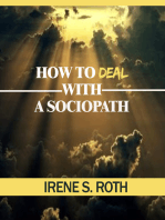 How To Deal with a Sociopath