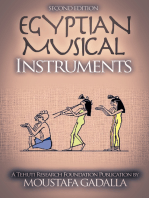 Egyptian Musical Instruments