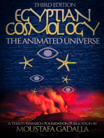 Egyptian Cosmology The Animated Universe, 3rd edition