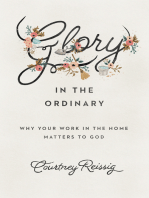 Glory in the Ordinary