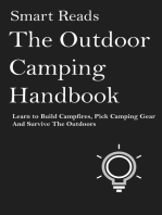 The Outdoor Camping Handbook