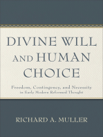 Divine Will and Human Choice