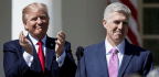 Justice Gorsuch Finds His 'Easier' Solution Has Few Takers On 1st Day
