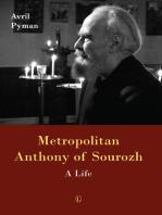 Metropolitan Anthony of Sourozh