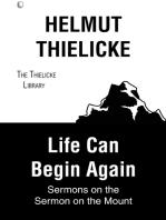 Life Can Begin Again
