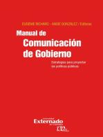Manual de Comunicación de Gobierno