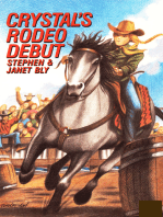 Crystal's Rodeo Debut