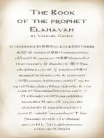 The Book of the Prophet Elahavah