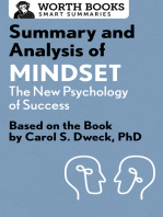 Summary and Analysis of Mindset